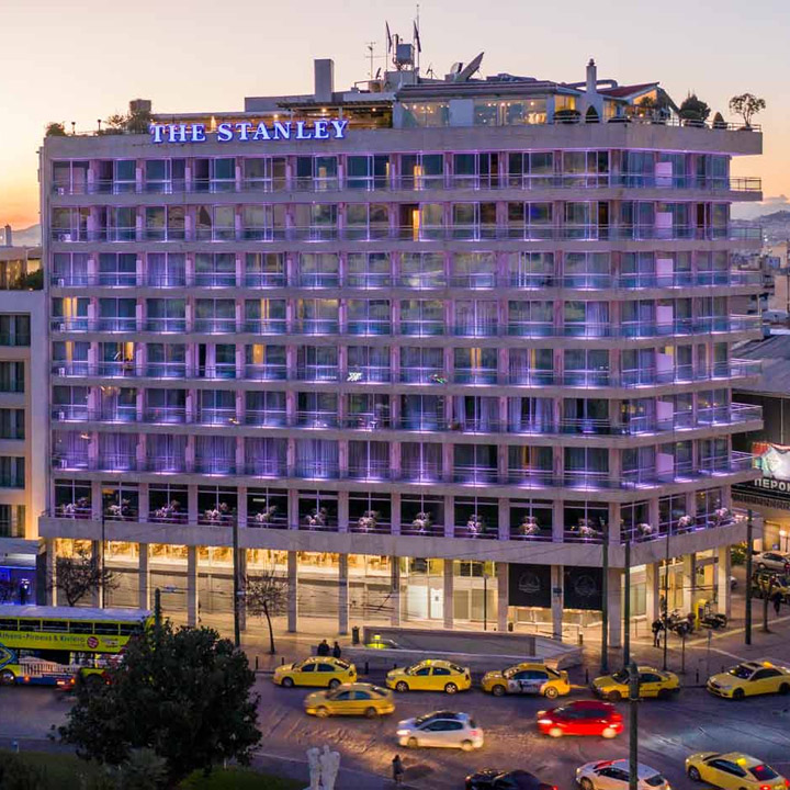 HOTEL STANLEY ATHENS